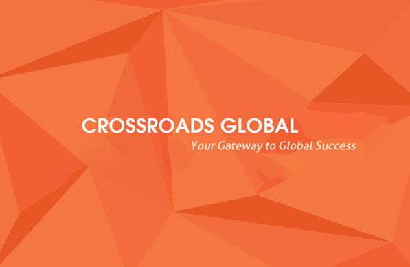 CrossRoads Global Logo - Provides training and consulting solutions that enhance cross cltural competencies and enable managers, professionals, business leaders and global heads to work more effectively across cultures and in global teams.